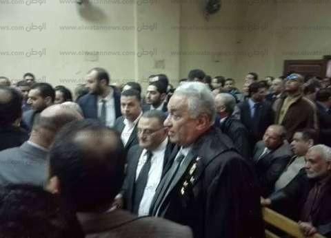 """سامح عاشور يلتقي وفدا من محاميّ """"مشروعات التعمير"""" لبحث مشكلتهم"""