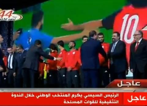 فيديو| عبد الغني لـ«الوطن»: السيسي قال لي «خلاص الجول بتاعك راحت عليه»