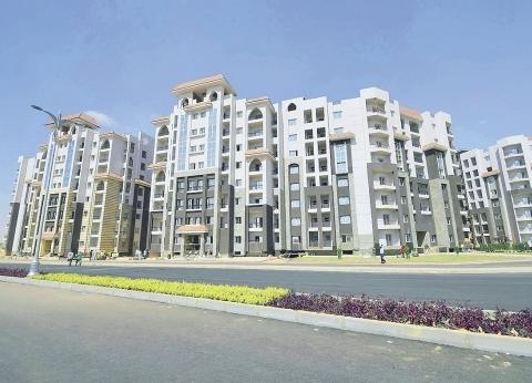 """""""الوزراء"""": نوفر 10 آلاف وحدة سكنية بمدينة بدر لموظفي العاصمة الإدارية"""