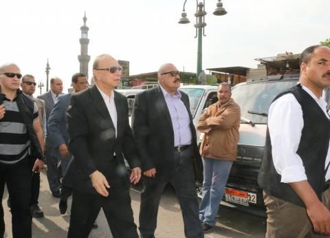 محافظ القاهرة: مشروع تطوير الفواخير معطل من 10 سنوات وجار استكماله حاليا