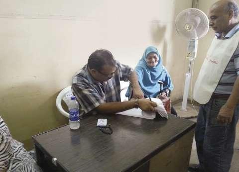 هشام والي يتصدر لجان مدرسة الشهيد أحمد زكي في بندر الفيوم