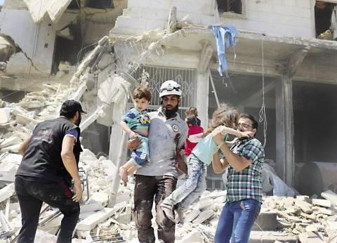 """""""الكرملين"""": """"بوتين"""" بحث مع نظيره التركي الأزمة السورية"""