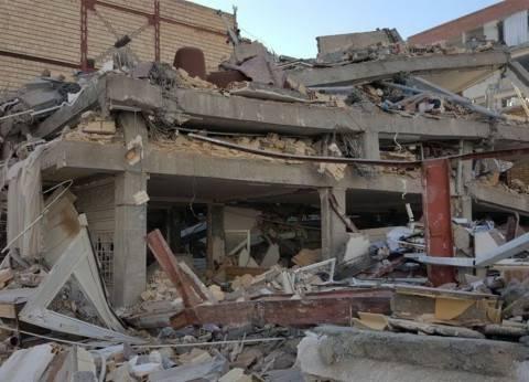 عاجل| ارتفاع حصيلة ضحايا زلزال إيران لـ328 قتيلا