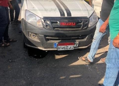 مصرع رئيس محكمة الأسرة بالإسكندرية في حادث انقلاب سيارته بالبحيرة