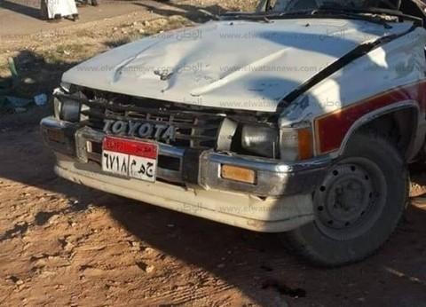"""مصرع 4 وإصابة 5 من عائلة واحدة في حادث على طريق """"مطروح – الإسكندرية"""""""