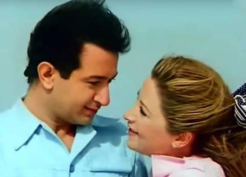 """""""حبيبي دائما"""" قصة حب على أرض الواقع والسينما:عشت معاك دنيتي"""
