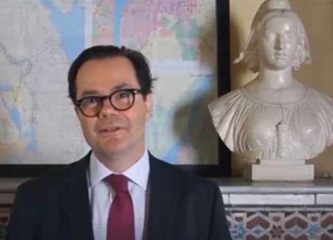 افتتاح فعاليات مهرجان سرد وكتابة البحر المتوسط بقنصلية فرنسا