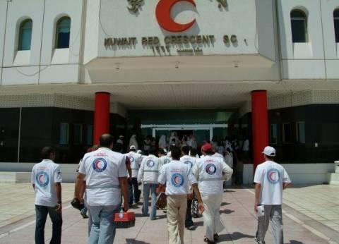 """غدا.. """"الهلال الأحمر"""" الكويتي يطلق مشروعا تعليميا لأطفال الأسر المحتاجة"""