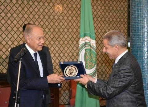 """العرب يكرمون """"قطان"""" بمناسبه توديعه.. والوزير السعودي يشيد بمكانة مصر"""