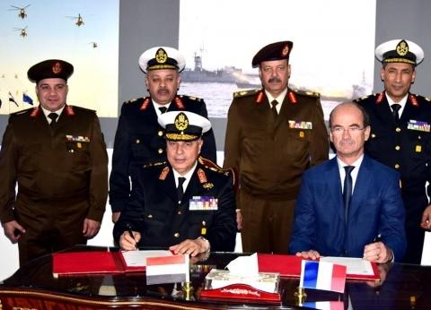 ختام «إيدكس 2018»: القوات المسلحة توقع اتفاقيات للتسليح مع كبرى الشركات العالمية لتعزيز القدرات القتالية