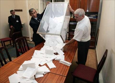 النتائج النهائية.. الإعادة بين 6 مرشحين في دائرة مركز المنيا