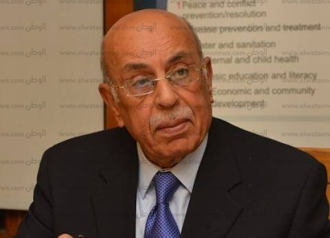 """مفيد شهاب يدعو المصريين للتصويت: """"فلنخرج جميعا لنؤيد هذا النظام"""""""