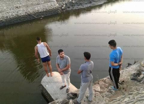 """غرق طفل في """"بيارة صرف زراعي"""" في كفر الشيخ"""