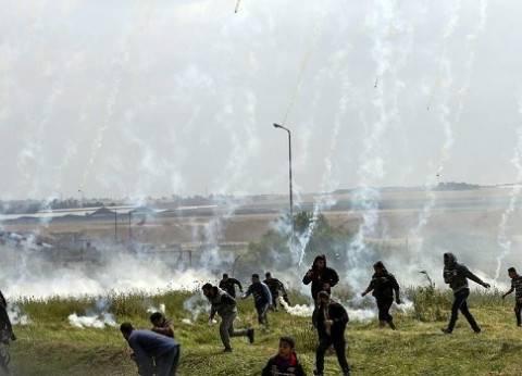 عاجل| ارتفاع عدد الجرحى في المواجهات مع جيش الاحتلال لـ1100 فلسطيني
