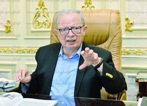 """عيسى: """"دعم مصر"""" سيبحث مع وزير التموين تحويل الدعم من عيني إلى نقدي"""