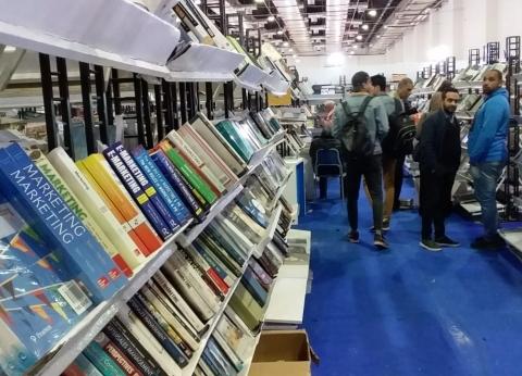 معرض الكتاب والأزبكية وسور السيدة.. «كله في مصلحة القراء»