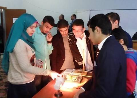 """جامعة المنيا تستضيف """"اليوم المفتوح"""" لطلاب المدارس"""
