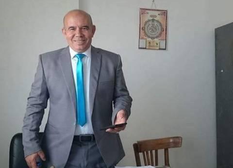 """""""سعفان"""" ينعى شهيد """"القوى العاملة"""" فى شمال سيناء"""