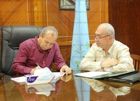 محافظ كفر الشيخ يصدق على ضوابط وأسس إصدار تراخيص البناء