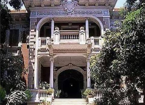 وزارة الآثار تبدأ ترميم قصر الشناوي باشا