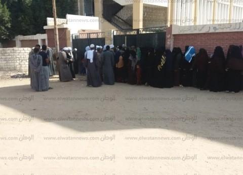 بدء توافد المواطنين على اللجان في اليوم الثاني للاستفتاء بالدقهلية