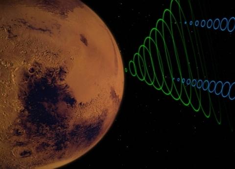 """""""ناسا"""" تنتظر استقبال إشارات من المريخ.. مهمة """"إنسايت"""" الجديدة"""