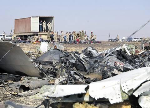 العثور على الصندوقين الأسودين لطائرة الشحن التي سقطت في جنوب السودان