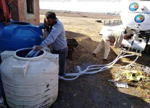 """""""البيئة"""" تنتهي من مشروع لرصد الصرف الصناعي في البحيرات"""