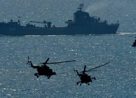 سفينة إنزال روسية تتجه إلى سوريا