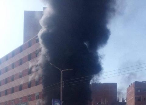 quotسرق أدوية وأحرق العيادةquot.. عود كبريت يفك لغز حريق بمركز طبي في مصر القديمة