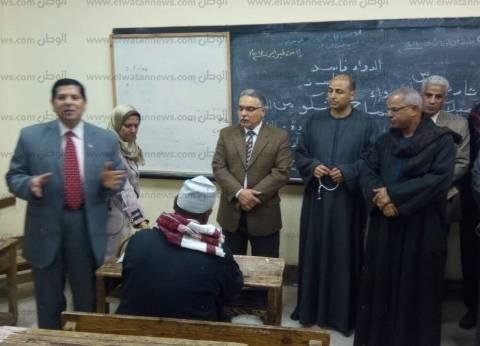 """31 ألف دارس بفصول محو الأمية ضمن حملة """"كفر الشيخ بلا أمية"""""""