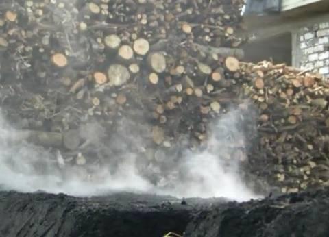 منيع: نعد حملة لإزالة 109 مكامير للفحم من دمياط الجديدة