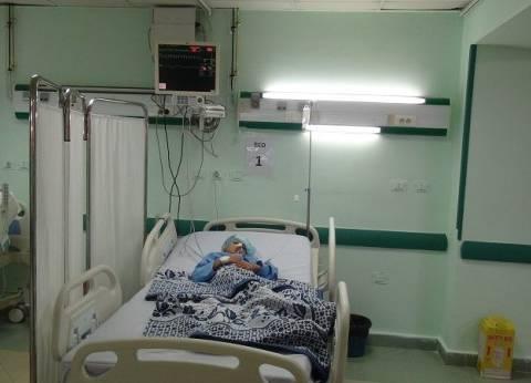 محافظ السويس يفتتح أول غرفة للعناية المركزة للأطفال