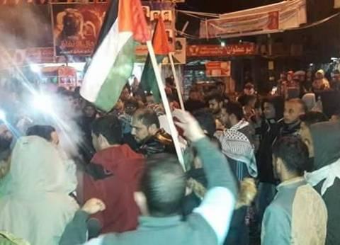 """رئيس """"المرابطين"""" في القدس: سنتصدي لقرار """"ترامب"""" بالتظاهرات في الشوارع"""