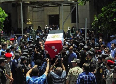 غدا.. جنازة عسكرية في المنصورة لثلاثة من شهداء رفح