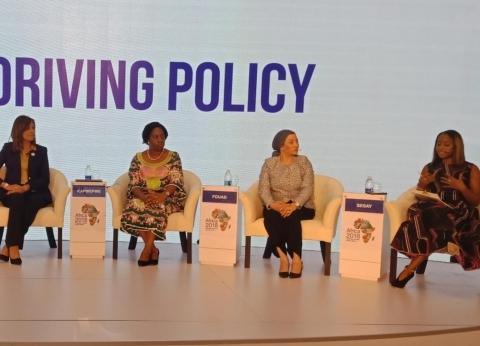 وزيرة الهجرة: قارتنا تحتاج لمجلس قومي للمرأة في كل دولة أفريقية