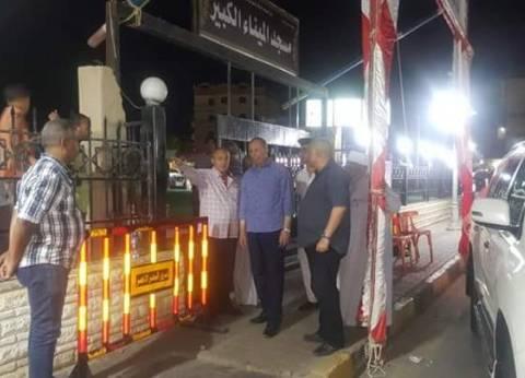 محافظ البحر الأحمر يوجه بتوفير سبل الراحة لمصلي العيد