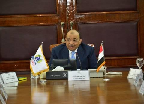 وزير التنمية المحلية لقيادات بني سويف: فيه ناس سلبية مش عاوزة مصر تقوم