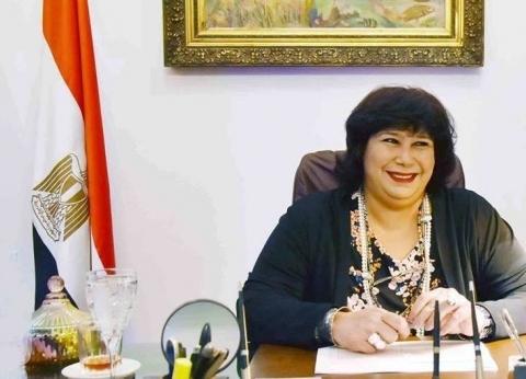 وزير الثقافة تفتتح قاعة الاطلاع بعد تحديثها وتدشين بوابتها الإلكترونية