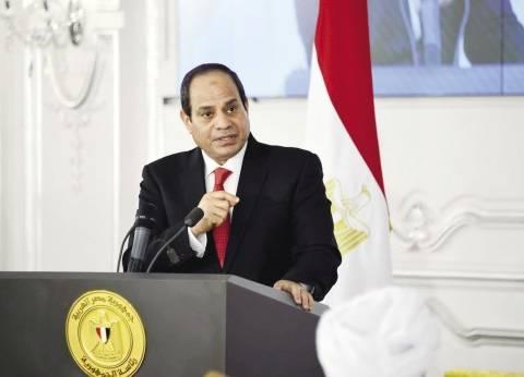 """""""مروان"""": السيسي أدلى بصوته في اللجنة 114.. ومقيد بكشوف الناخبين برقم 496"""