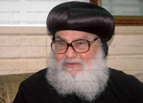 الأنبا موسى: غبت عن جنازة أسقف منفلوط لعدم قدرتي على الحركة