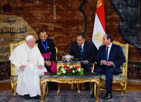 بالفيديو| قبل زيارة بوتين.. أبرز 10 زعماء زاروا مصر خلال عامين