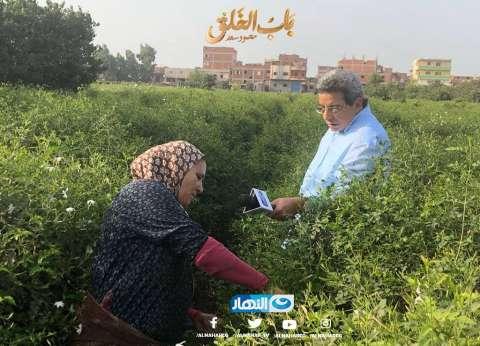 """عام من العودة.. محمود سعد يخاطب البسطاء من """"باب الخلق"""""""