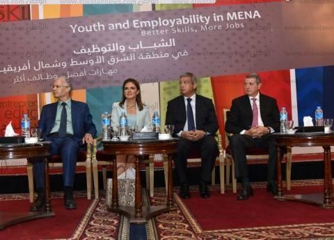وزير الشباب: نتعاون مع وزارة الاستثمار لتوفير فرص عمل جديدة