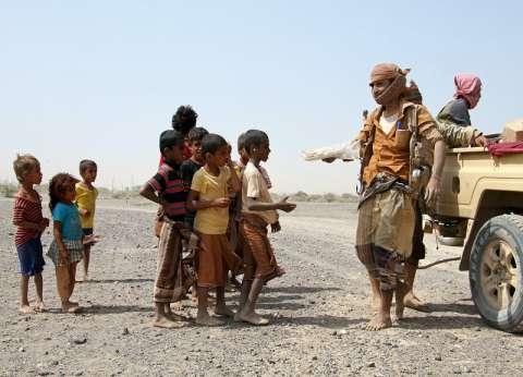 وصول مساعدات إنسانية روسية غير حكومية إلى اليمن