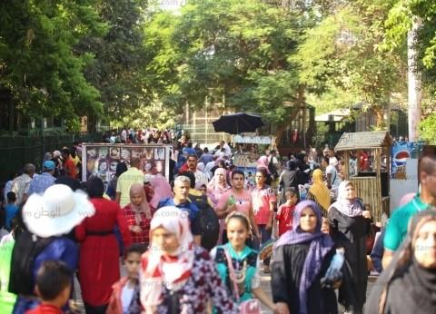 28 ألف زائر لحديقة الحيوان في الإسكندرية خلال 3 أيام العيد
