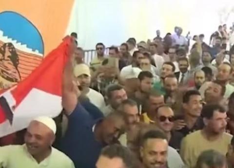"""منسق """"عشانك يا مصر"""" يشيد بإقبال المصريين في الكويت على الاستفتاء"""