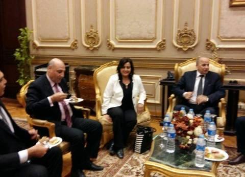 """""""برلمانية"""": الشعب المصري لن يسمح لـ""""هارب"""" بتعطيل الإنجازات"""