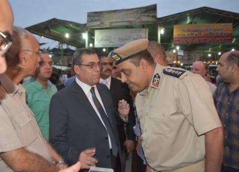 محافظ الفيوم: حملات بالقرى لمتابعة تطبيق الأجرة الجديدة وعدم مخالفتها