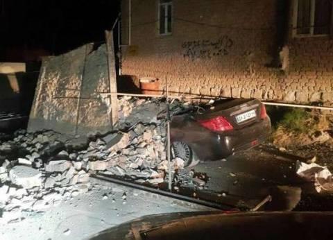 موجز الـ6 صباحا| ارتفاع عدد قتلى زلزال إيران.. وزيدان يهاجم صلاح الدين